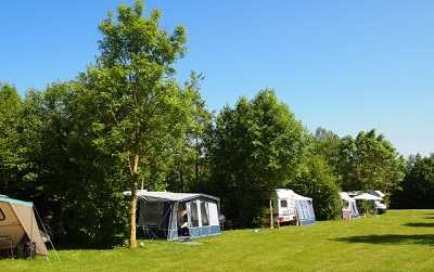 camping Ekenstein province in the Groningen